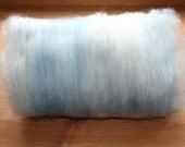 Naturally Dyed Wool/Pygora Batt