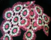 Doily(s), vintage, crocheted