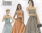 Vogue V8149 Dress Special Occasion Size D 12-16 (Robe) (Vestido