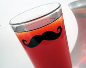 As Seen in Star Tribune Minneapolis - Mustache Glass - Variety of Styles