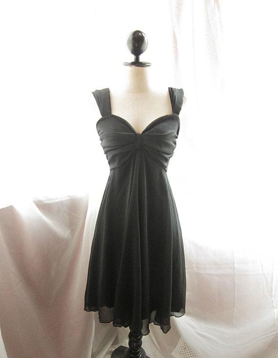 Classic Sweetheart Bombshell Piano Black Romantic Mystik Butterfly Romance Charming Marie Antoinette Whimsical Medieval Dress
