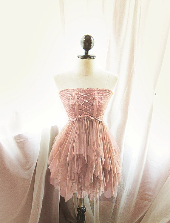 Rose Blush Spring Romantic Angel Pink Majestic Royal Nutcracker French Ballerina Dream Whimsical Tulle Dreamy Lace Sexy Party Tutu Dress