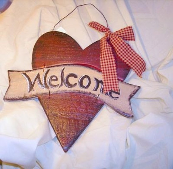 WELCOME-  Country Heart