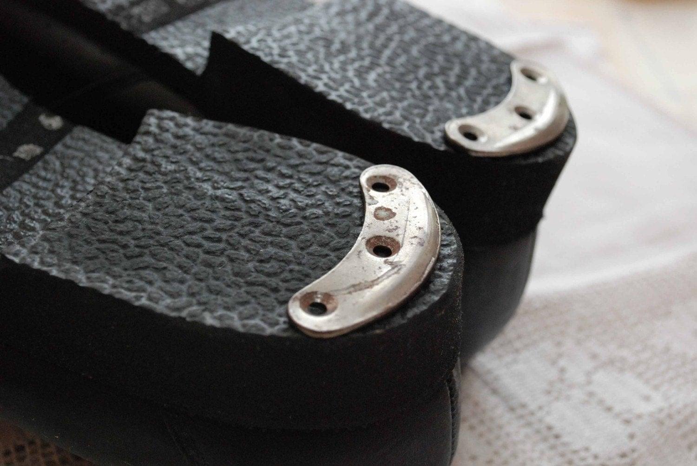 Metal Shoe Heel Tips