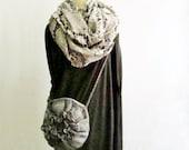CROCHET PATTERN Cross Body Bag Purse, Crochet Flower, Crochet Flower Bag Pattern, 3