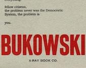 Charles Bukowski Broadside