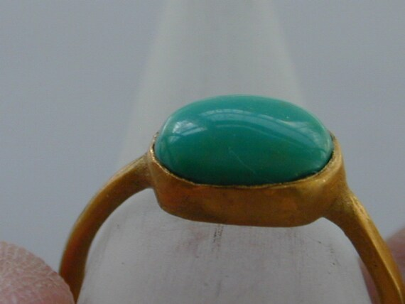Turquoise ring mothers day