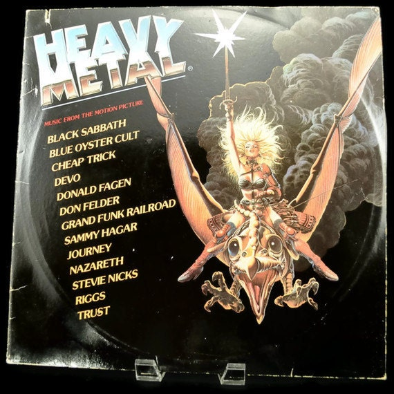 heavy metal film