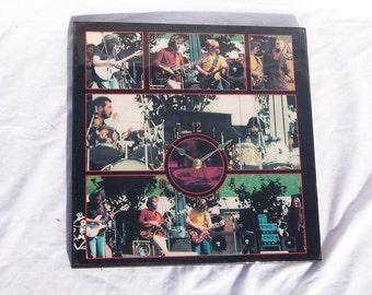 The Best of the Grateful Dead  Album Cover Clock