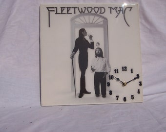 Fleetwood Mac  Album Cover Clock
