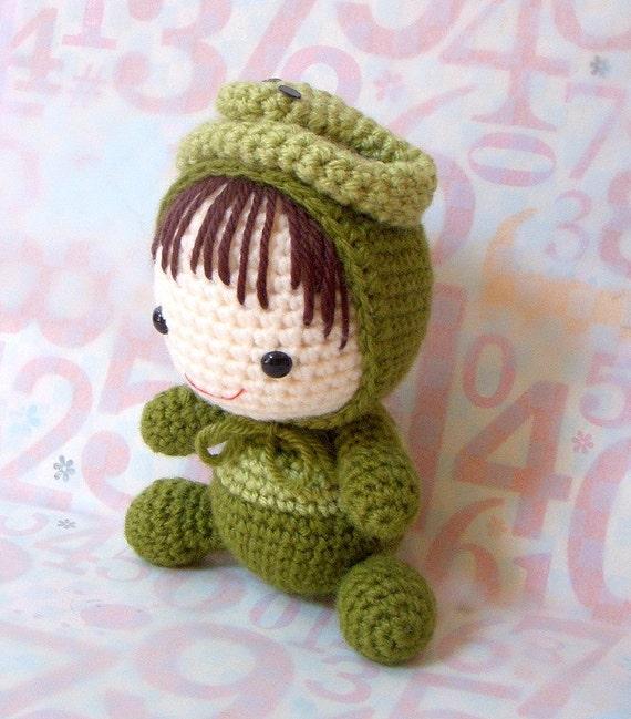 Crochet amigurumi Pattern - Zodiac Snake Baby - Amigurumi ...