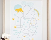 Numbers Print - more options