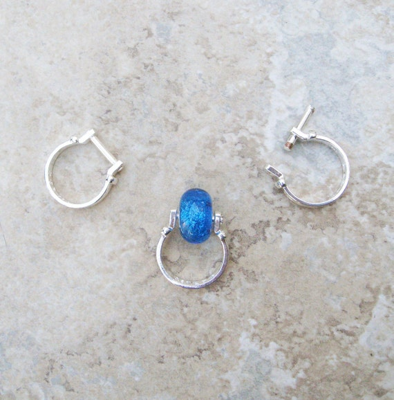 Add a Bead Ring for European Charm, Size 10