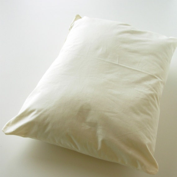 Organic Wool Filled pillow Standard size (20 x 26)