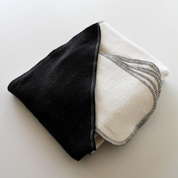 SALE Certified Organic Hemp Hooded bath towel and washcloths