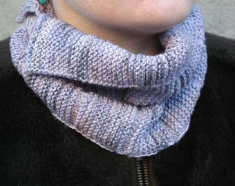 Cowl in Lilac