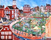 "Limited Edition Print ""Old Dover Days"" - ntaylorcollins"