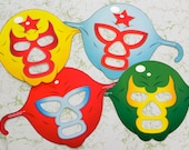 Luchador Masks- Party Set