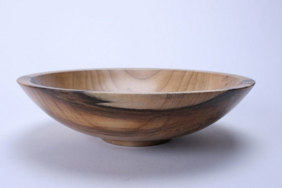 Spalted Magnolia Wooden Bowl 896