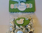 Baby Shower Favor BagsDuck Kit for 12 bags-for a Boy