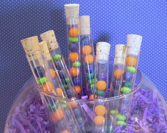 20 Test Tubes Corks, Sale due to scratches