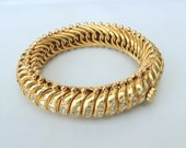 vintage antique 22k gold diamond polki kundan bracelet bangle jaipur india