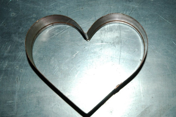 Heart Copper Cookie Cutter strategy large