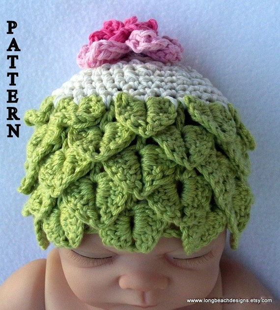 crochet baby hat crochet pattern Celtic Fairy Cloche permission to sell finished product sizes 0-6 and 6-12 months
