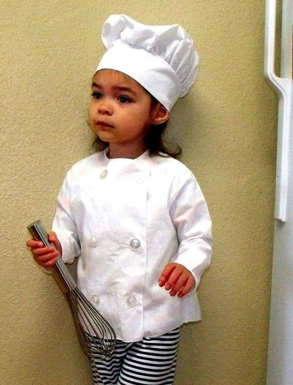 Real Chefs Hat Lil Chef Dress Up Cost...