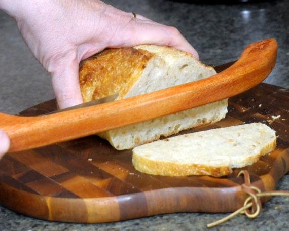 pain couteau a pain gaucher ou droitier choix de bois. Black Bedroom Furniture Sets. Home Design Ideas