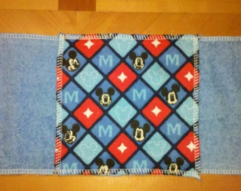 Custom Order for 30 Cloth Baby Wipes or Family Cloth Wipes