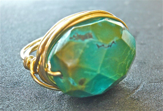 Turquoise Ring, style number TU5