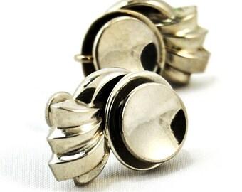 Art Deco 1930s Vintage Coro Earrings