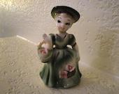 Pretty Little Girl Figurine