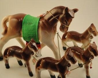 Beautiful Horse Set