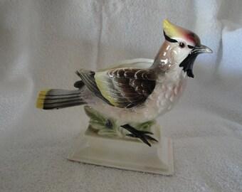 Beautiful Ceramic Bird Planter
