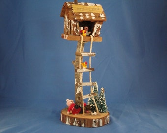 Holiday Treehouse