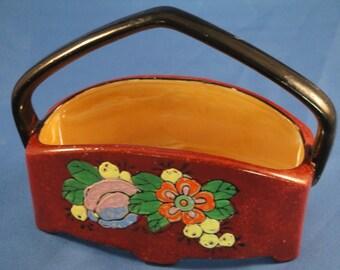 Made in Japan Porcelain Basket