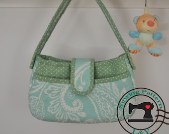Elegant Handbag PDF Sewing Pattern