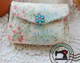 Fold Wallet  PDF Sewing Pattern