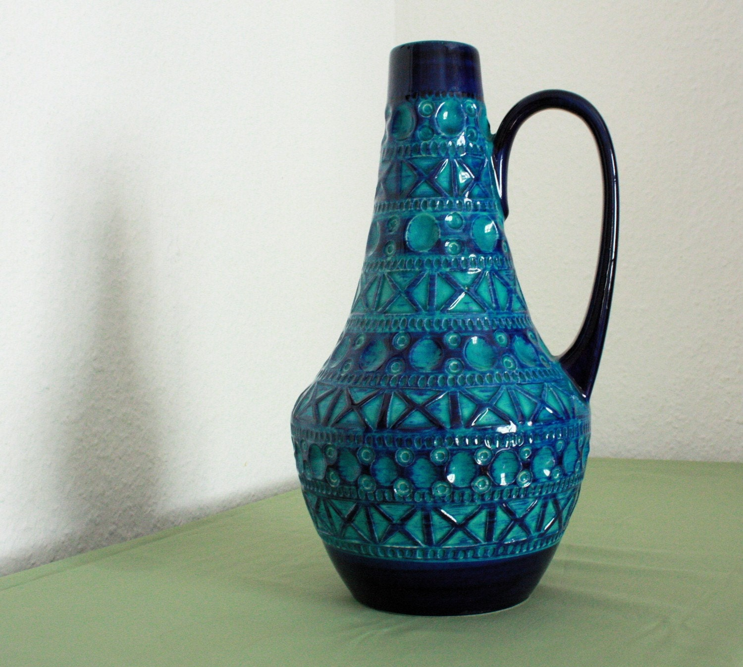 West German Pottery BAY Keramik Tall and Large by ...