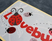 PIF Lovebug Paper Piecing