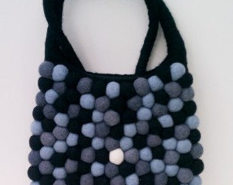 New item Gumball Bag with Black Strap