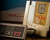 NES and Zelda