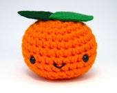 Crochet Orange Clementine
