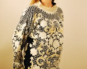 Detailed Sequin Sweater