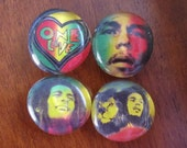 BOB MARLEY Rasta REGGAE Magnets