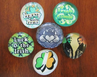 IRISH PRIDE St. Patrick's Day Magnets Very Strong Magnets