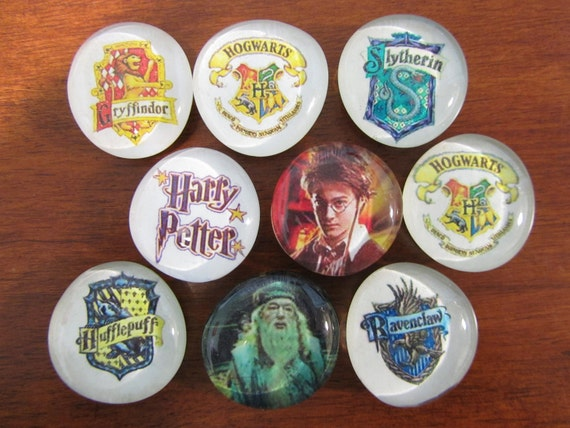 SALE Harry Potter Magnets