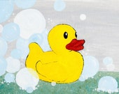 Just Ducky - Print